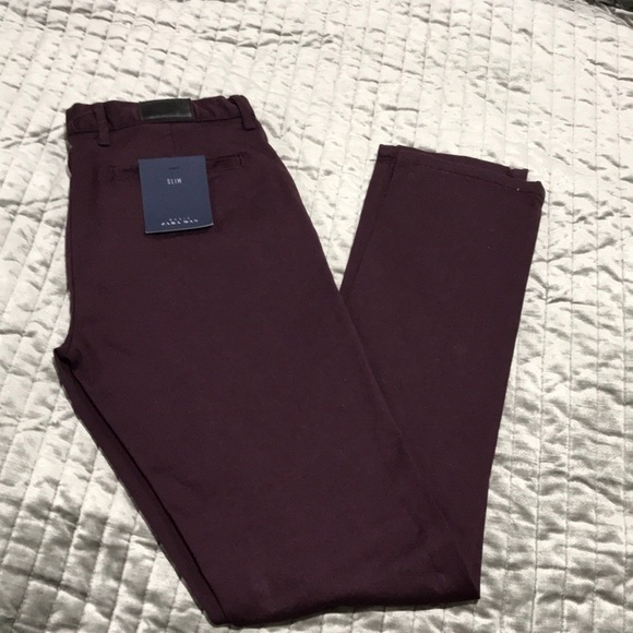 buy real entire collection price Zara men's chinos NWT